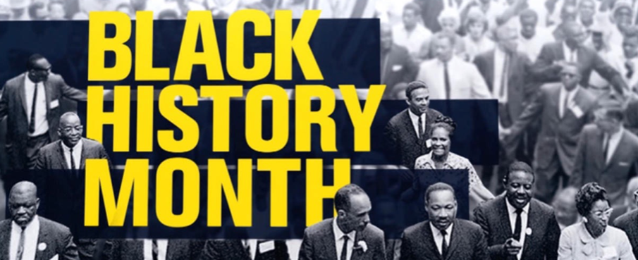 February is Black History Month!