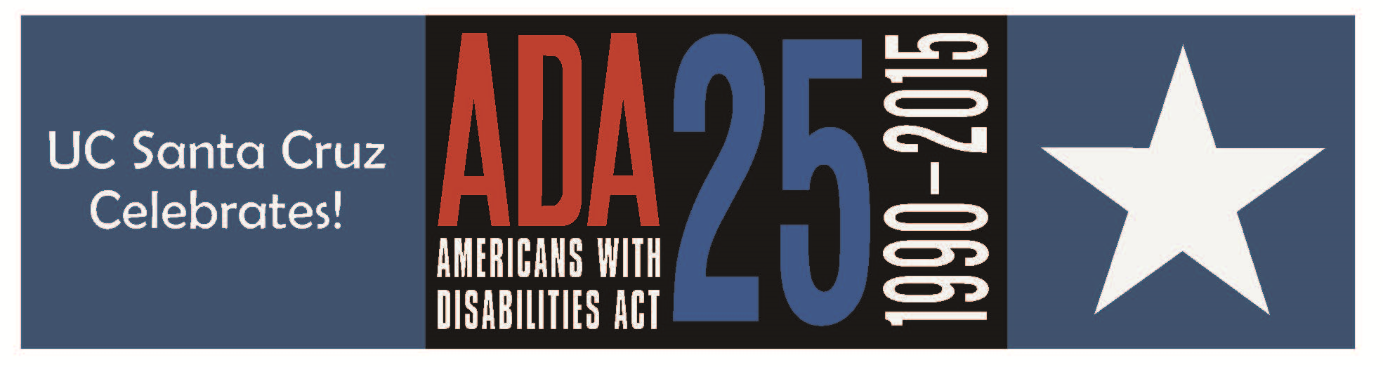 American Disabilities Act - Celebrating 25 Years
