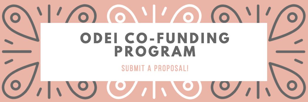 Link to ODEI Co-Funding Program Page