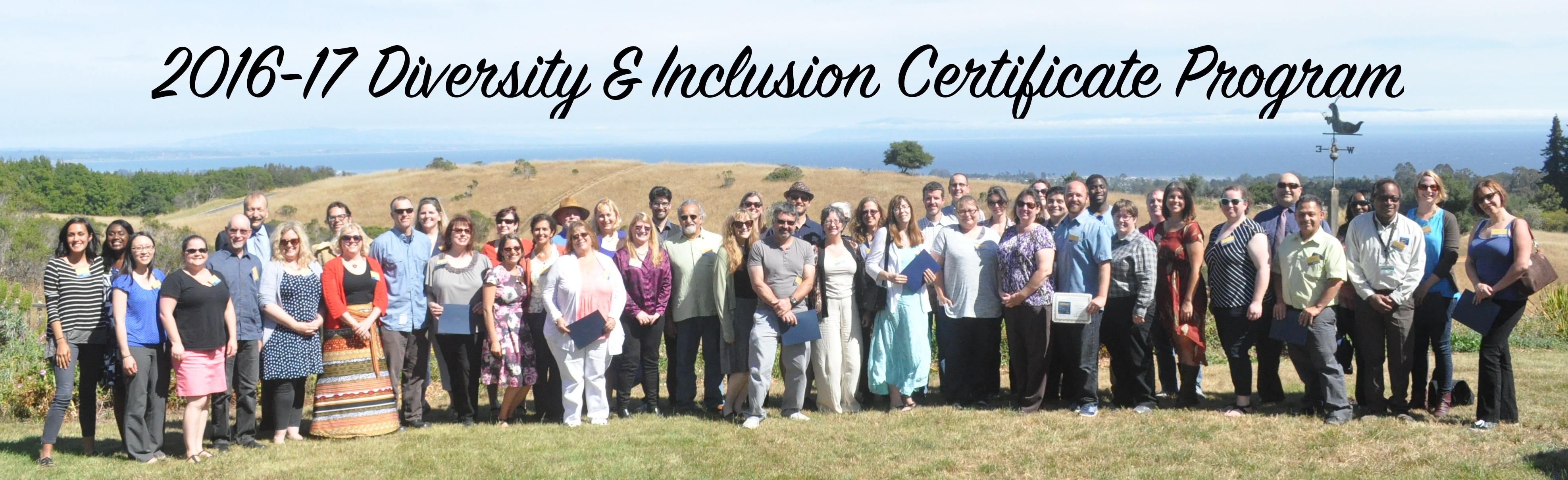Certificate Program participants