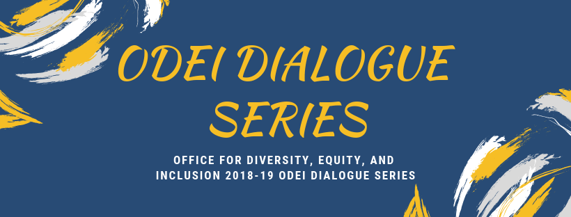 ODEI Dialogue Series