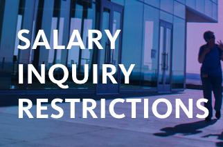 Salary Inquiry Restrictions